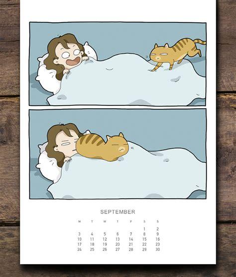 Kalendar 2018 Mk ќеиф мк подарок за сите љубители на мачки илустриран