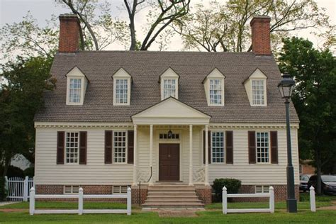 Superb Southern Architecture House Plans #5: Homes-of-Colonial-Williamsburg-Va3.jpg