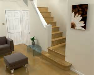 Room Stairs Design Interior Design Marbella 3d Design Of A Room With Stairs