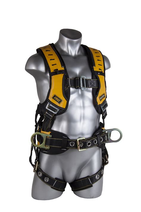 most comfortable safety harness guardian fall protection 193061 edge harness medium extra