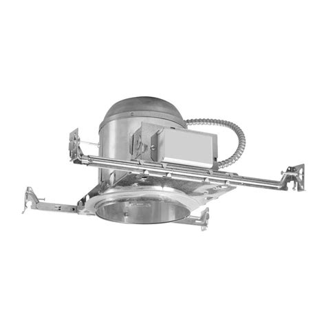 halo recessed lighting housing halo h in aluminum led recessed lighting housing for