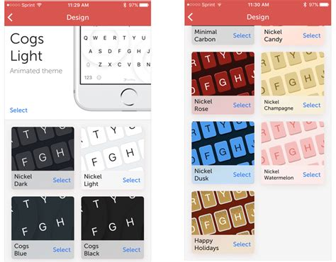 swift keyboard themes hack how to speed up typing on the iphone and increase productivity