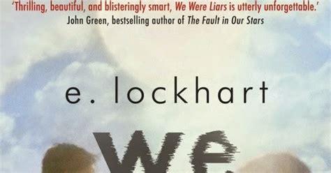 libro we were liars escribiendo el libro de la vida rese 241 a we were liars