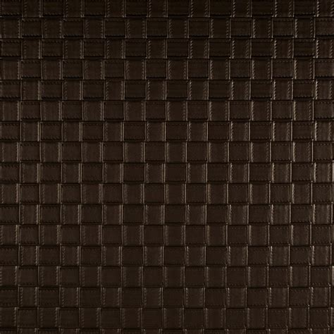 luxury faux leather basketweave brown discount designer