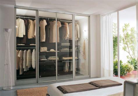 cabina armadio vetro armadi in vetro temperato o trasparente belli e resistenti