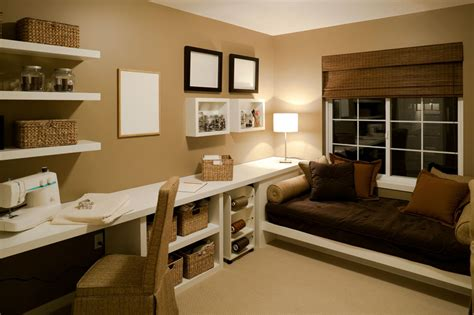 guest bedroom and office home office