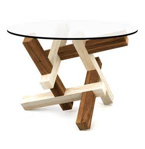 Coffee Table Puzzles 2x3 Puzzle Coffee Table Flat Pack Furniture By Praktrik