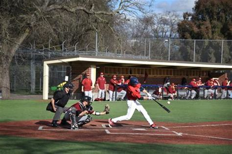 full swing baseball in full swing srjc baseball team starts season 4 1 the