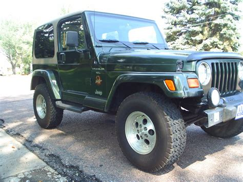 1998 Jeep Reviews Jeep Wrangler Tj 1998 Review