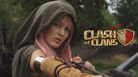 film animasi clash of clans clash of clans live action movie trailer commercial youtube