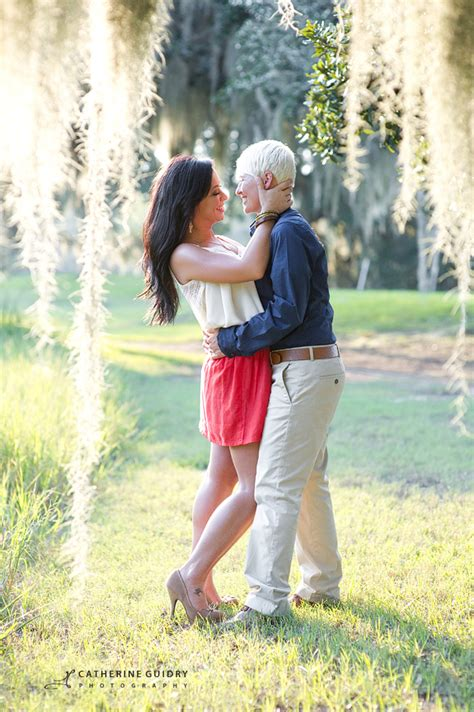 Tara Fall Go Boom by Jungle Gardens Engagements Jen Tara Catherine Guidry