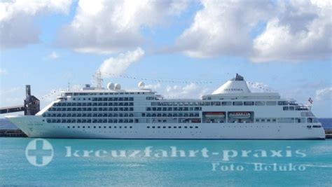 silversea cruises from barbados silversea cruises kreuzfahrt praxis