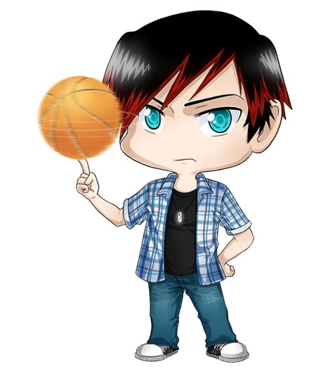 anime basketball the gallery for gt anime chibi angel boy