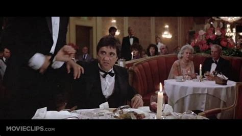 scarface couch scarface 5 8 movie clip say goodnight to the bad guy