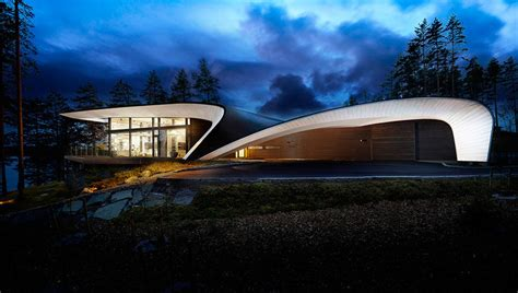 the open boat was inspired by which of the following the shape of this house in finland was inspired by the