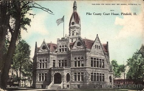 Pike County Court Search Pike County Court House Pittsfield Il