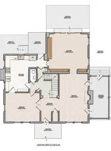 center colonial open floor plan 28 center hall colonial floor plans first floor
