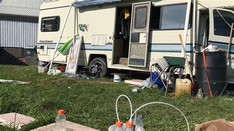 Manitowoc Property Records Arrested Accused Of Meth Inside Rv Motorhome Wpec