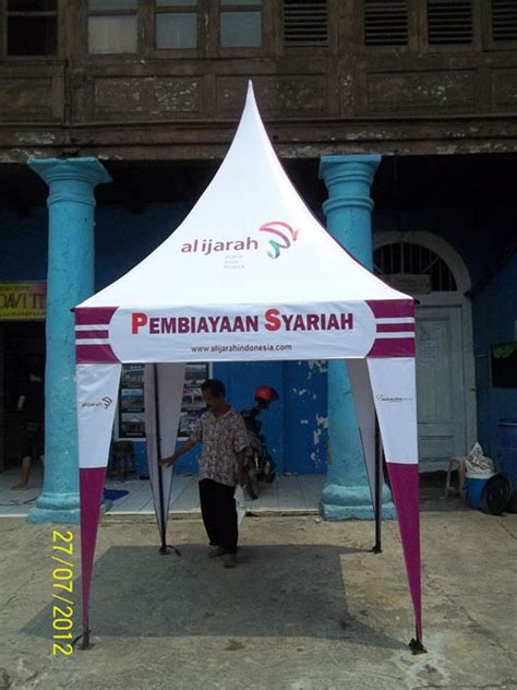 Tenda Branding Tenda Kerucut Al Ijarah Tendakota