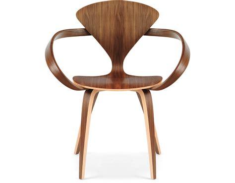 one arm bench cherner arm chair hivemodern com