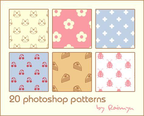 free pattern for photoshop cs5 raimyu patterns by aniimave on deviantart