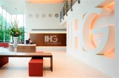Ihg Corporate Office by Ihg Office Reception Intercontinental Hotels
