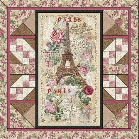 Quilt Panels by Quilting Affection Designs Eq7 Designing Panel Quilts