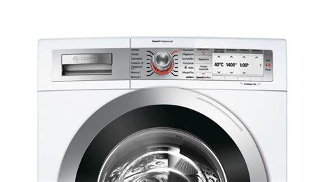 Bosch Home Professional Waschmaschine by Bosch Waschmaschine Das Sind Die Waschmaschinen Bosch