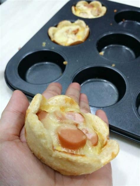 journey   life  roti telur bakar bunga cheese