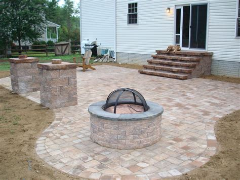 Backyard Creations Maryland Pits And Kitchens Project Ideas