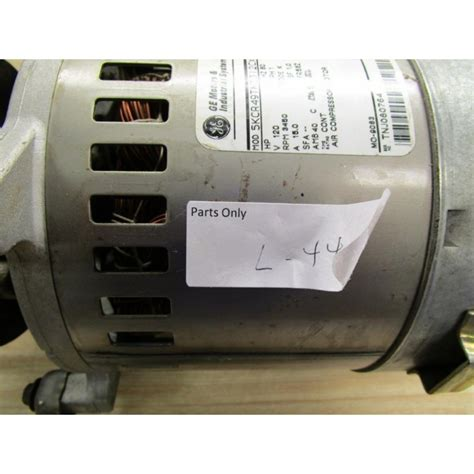 general electric 5kcr49tn2312cx compressor parts only mara industrial