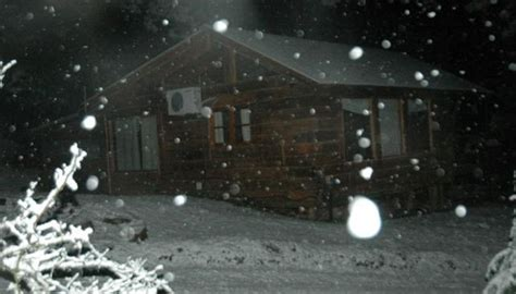 cadenas para nieve cordoba primeros copos de nieve en las sierras centediario