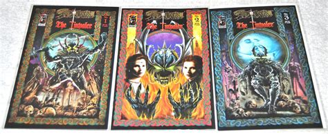 Komik Spawn The Impaler Set 1 3 spawn the impaler lot s 1 2 3 1996 mike grell limited series in nm condition