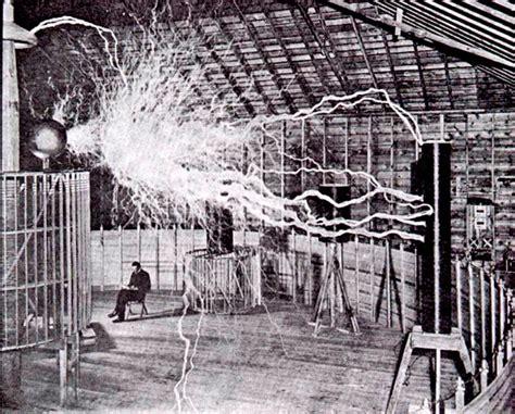 Scientist Tesla Nikola Tesla Great Scientist Forgotten Genius