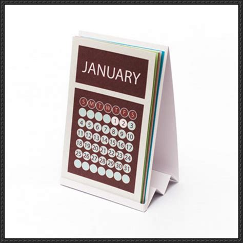 Paper Craft Calendars - papercraftsquare new paper craft 2015 monthly