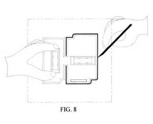 electrical outlet template patent us6434848 template for scribbing electrical box