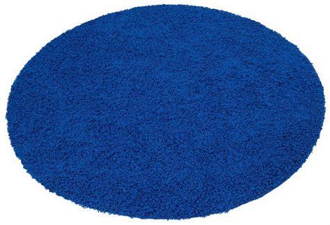 runder blauer teppich teppich rund 300 cm nzcen