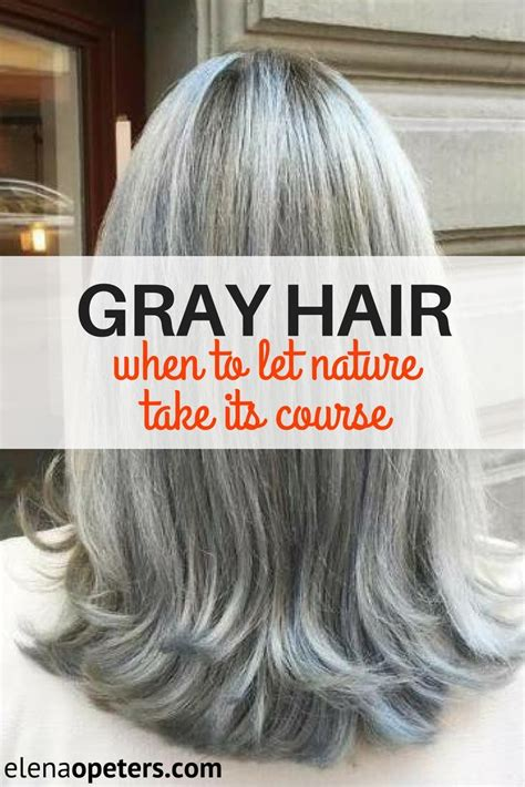 grey roots on highlighted hair 133 best gray hair images on pinterest grey hair