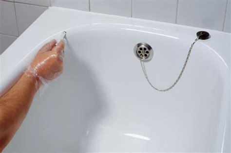riparare vasca da bagno rivestimento vasca da bagno come intervenire