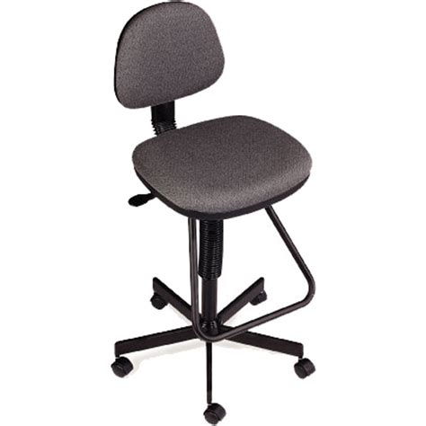 Eurotech Apollo Drafting Stool by Eurotech Drafting Stool Jay500 W Footrest