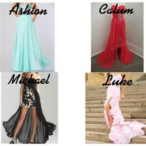 5sos preference dress you wear to prom polyvore