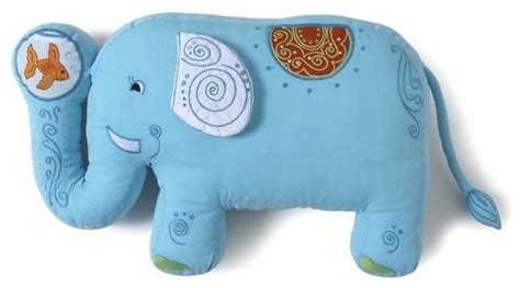 Shaped Pillows Sale by Friends Elephant Shaped Pillow Modern