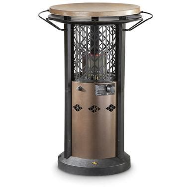 Outdoor Leisure Patio Heater Outdoor Leisure 174 Bistro Table Patio Heater 152087 Pits Patio Heaters At Sportsman S Guide