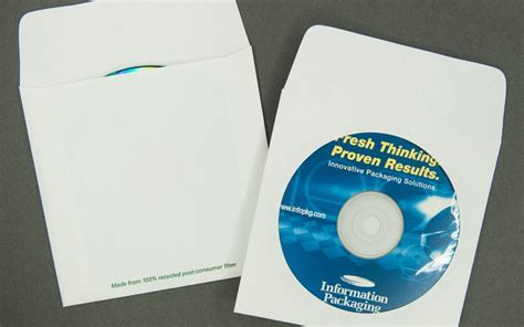 Magic Cd Envelope White cd dvd envelope plain white with window and 1 1 2 quot flap quot green quot recycled paper archives