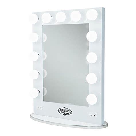 white vanity broadway lighted vanity mirror with 2