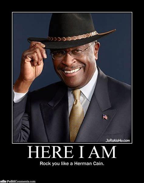 Herman Cain Meme - herman cain stupid quotes quotesgram