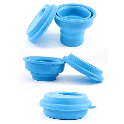 collapsible coffee mug collapsible silicone travel coffee tea mug 16 oz cing