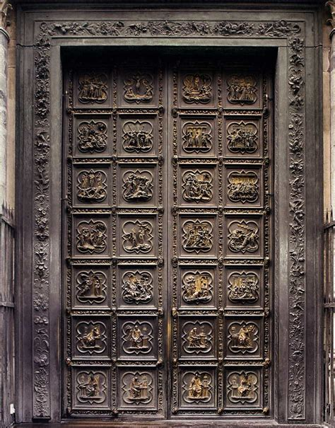 Door East by Ghiberti Lorenzo