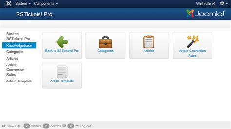 service desk ticketing system joomla 174 helpdesk ticketing system rstickets pro