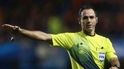 barcelona referee velasco carbalho will be referee for villareal bar 231 a